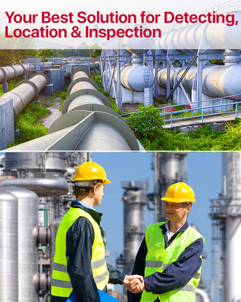 Industrial Borescope Inspection Camera Application