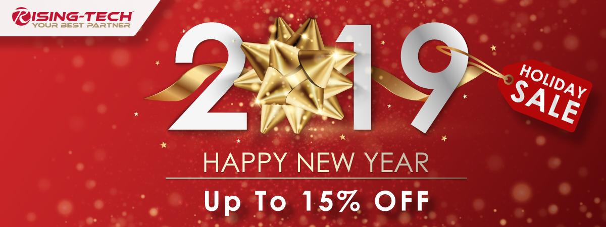 2019 New Year Holiday Sale Promotion for Refractometers